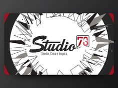 Advertising ▸ Studio 73 ® Promo designed by GO AUDIOVISUAL. Connect with them on Dribbble; the global community for designers and creative professionals. 2d, Advertising, Animation, Studio, Logos, Logo, A Logo, Animation Movies, Anime