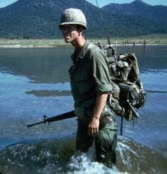 """A tribute to the Vietnam War. """"No event in American history is more misunderstood than the Vietnam. American War, American Soldiers, American History, Vietnam History, Vietnam War Photos, Military Photos, Military History, North Vietnam, Vietnam Veterans"""