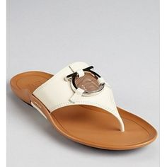 Salvatore Ferragamo Sandals - Demy Flat Thong