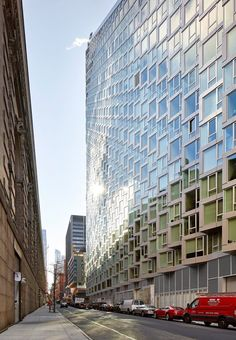 VIA57 West by BIG photographed by Hufton + Crow