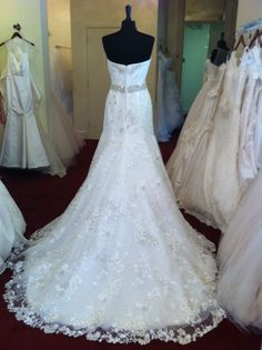 Newest arrival of wedding gowns at Maiden Voyage Bridal. Visit https://www.facebook.com/MaidenVoyageBridal for more pictures.
