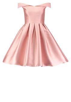 Chi Chi London CADIE Sukienka koktajlowa rose gold - 7381RG