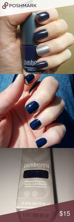 Jamberry Retired Nail Lacquer in Stormy Seas Jamberry Retired Nail Lacquer in Stormy Seas Jamberry Makeup