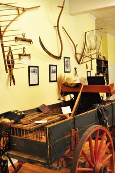 Benson Museum of Local History offers visitors a view of life in the farming community and merchants that worked and lived in the Benson, NC area.