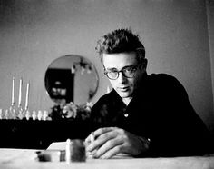 "babeimgonnaleaveu:  ""  James Dean photographed by Dennis Stock, 1955.  """