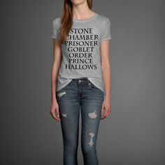 Harry Potter Book Movie Parody Title Names Women's T-shirt by parenholly on Etsy https://www.etsy.com/listing/158170028/harry-potter-book-movie-parody-title