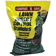11 lb. Lawn Insect Control Granules