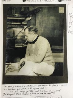 William Nicholson, Abraham Lincoln, Artists, Album, Artist, Card Book
