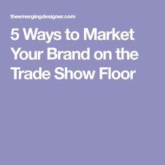 5 Ways to Market You