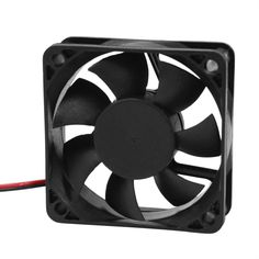 GTFS-Hot Sale DC 12V 2Pins Cooling Fan 60mm x 15mm for PC Computer Case CPU Cooler #Affiliate