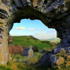ew from the Rock of Dunamase (by Edward Dullard Photography. Kilkenny, Ireland.)