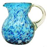 Monterey Pitcher - made from recycled glass