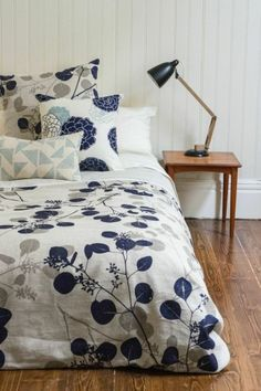 Ink & Spindle bedding