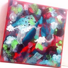 Abstract painting #energy