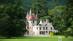 Aldourie Castle Images from Elysian Estates