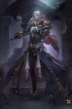 Vampire Lord by gjschool