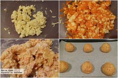 Galletas de zanahorias ++++