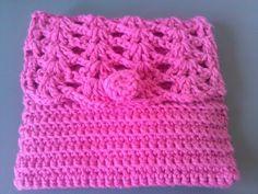 crochet perfect purse lion brand