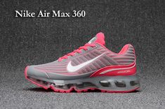 4996e9ad4721a Explosion models - Scan Nike NIKE AIR MAX 360 Dispensing Nanotechnology  Womens Shoes Pink Pink 36