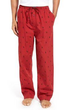 Polo Ralph Lauren Cotton Lounge Pants available at