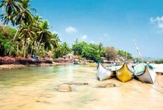 Goa, Beautiful place in india.. best time to visit in Jun-Feb