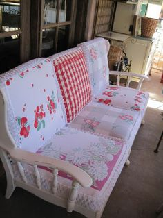 From Antique Couch to Vintage Charmer