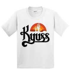 >> Click to Buy << Kyuss Black Widow - Stoner Rock Desert Rock- Neo-psychedelia New White T-Shirt Summer Famous Clothing Men O-Neck T-Shirt #Affiliate