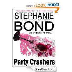 Party Crashers (humorous romantic mystery)                                               FREE @ AMAZON  01/23/13