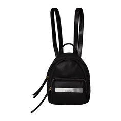 CALVIN KLEIN JEANS Croft Mini Backpack Black Black Snake adc9c8f1a06a