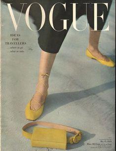 Vintage Vogue Vogue Magazine Covers, Fashion Magazine Cover, Fashion Cover, Foto Fashion, 1940s Fashion, Vintage Fashion, High Fashion, Vogue Fashion, Vogue Vintage