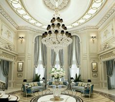 Luxury Antonovich Design is a luxury Interior Design Company in Dubai and interior architecture studio in Dubai. Complete Interior Design Services, Fit Out Services, Architecture. For Commercial and Home Projects! Villa Interior, Mansion Interior, Luxury Homes Interior, Home Interior Design, Luxury Rooms, Luxurious Bedrooms, Luxury Living, Chateau Versailles, Interior Design Companies