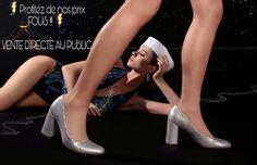 Magasin d'usine Elizabeth Stuart   Toute l'année nous vous proposons un large choix de chaussures pour femme, issus des collections précédentes, des fins de séries ainsi que la collection en cours   Un bon plan Mode à ne pas manquer !!!   FIN DE SERIES à prix fous ! 1 paire = 29 € 2 paires = 49 € 3 paires = 64 € 4 paires = 75 €   Nouvelle collection en cours Eté 2017 : -10% sur nos prix affichés     VENTE DIRECTE AU PUBLIC  Nous vous accueillons dans notre espace de vente au : 82/85…