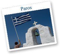 PAROS Greek & mediterranean taverna