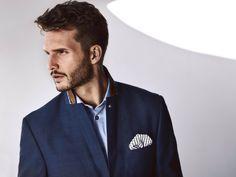 Dejan Obradovic- Male Model. Advertising shoot for VIC Norge SS17