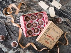 Caramel & Sea Salt Truffles