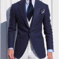 Cant go wrong with Navy and White