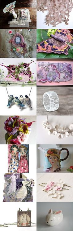Beautiful thoughts... by Moira Third on Etsy--Pinned with TreasuryPin.com