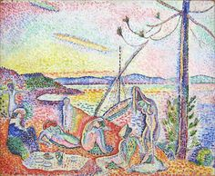 A summer of Matisse: Palm trees, palms, and the rhythms of jazz | That's How The Light Gets In