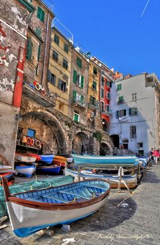 Riomaggiore #Liguria #Italy #travel