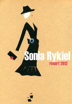 """Sonia Rykiel Resort 2012"""