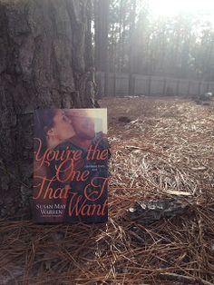 You're the One That I Want by Susan May Warren. Check out my #review here: http://spreadinghisgrace.blogspot.com/2016/02/my-bookshelf-youre-one-that-i-want-by.html