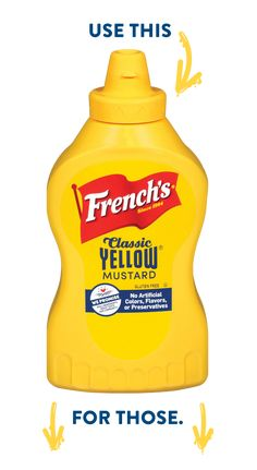 No cookout is complete without the ultimate flavor of French's Yellow Mustard. Top all on summer recipe classics like burgers, hot dogs and more. Perfect Deviled Eggs, Deviled Eggs Recipe, Low Calorie Smoothies, Fruit Smoothies, 3 Ingredient Chicken Recipes, Banana Curry, Angel Hair Pasta Recipes, Easy Cheesecake Recipes, Keto Recipes