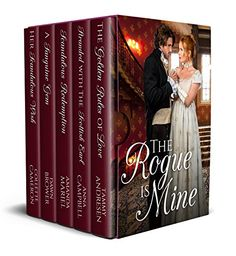#FREE #KINDLEUNLIMITED #BOOK The Rogue is Mine By Anna Campbell, Tammy Andresen, Amanda Mariel, Dawn  Brower, Collette Cameron  Fall in love with five novels by bestselling authors featuring sexy rogues  and those that love them.