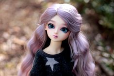 Luna ♥ | by Siniirr Wigs, Aurora Sleeping Beauty, Kitty, Jasmine, Disney Princess, Disney Characters, Bjd, Angels, Hair Wigs