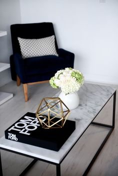 Amazing How To Style A Coffee Table