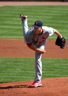 Chris Carpenter - St. Louis Cardinals