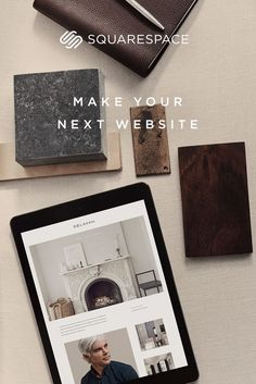 See how interior designer Tom Delavan is making his next move with a unique domain and beautiful website from Squarespace. Get your domain before it's gone. Register a domain and create a website at squarespace.com