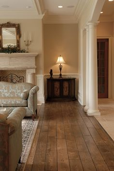 Should I Put In a Hard Wood Floor In My Home kitchen? - How to Decorate a oak hardwood flooring calgary that will blow your mind - Laminate Flooring Colors, Oak Hardwood Flooring, Real Wood Floors, Adele, My Dream Home, Home Remodeling, Family Room, New Homes, House Design
