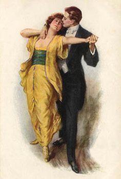 Ragtime Era Dance Attire