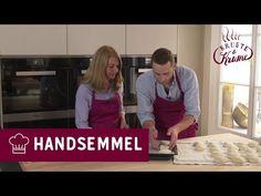 Die Handsemmel | Kruste&Krume Rezepte - YouTube Check Up, Bread, Youtube, Bakken, Vegetarian Recipes, Tips, Brot, Baking, Breads